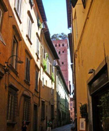 Что можно сделать в Лукке за одни выходные: Torre Guinigi