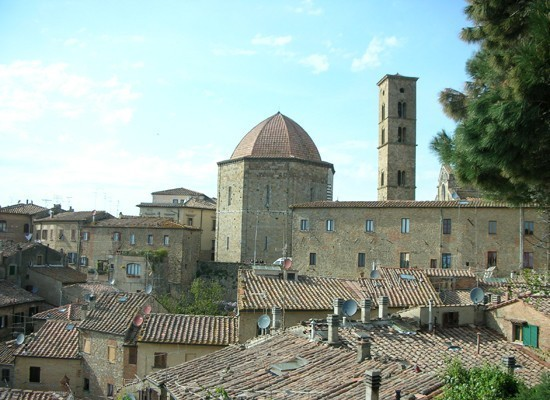 Volterra, Tuscany - Ancient and fascinating Tuscan village