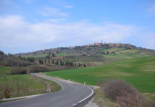 Pienza, Toskana