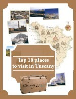 Top 10 Tuscan Places - Free Ebook