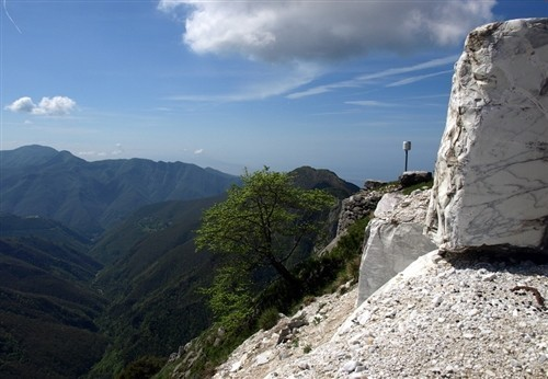 Versilia - The Cervaiole Quarries