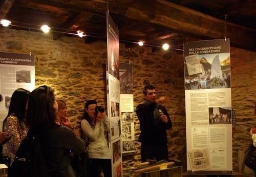 """Museo """"Lavorare Liberi"""" - Levigliani, Toscana"""