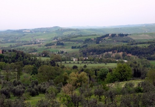 Volterra - Vacances en Toscane