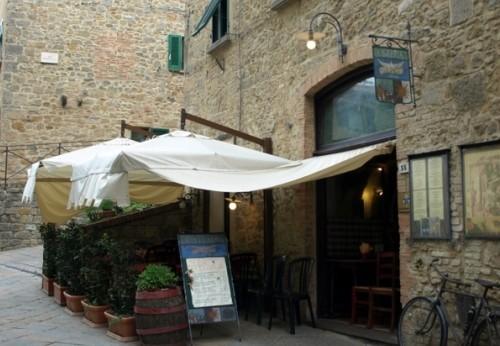 Volterra - Typical Restaurants Tuscany