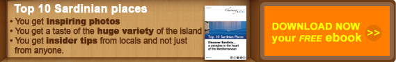Top 10 Sardinian Places E-book