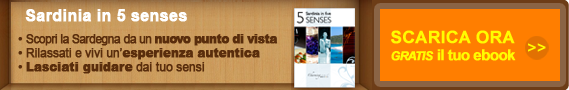 Sardinia in 5 senses E-book