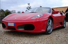 Ferrari F430 Spider F1