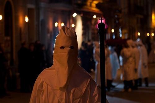 Easter in Sardinia: Procession in Iglesias