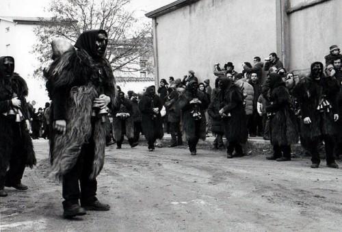Carnival in Sardinia: Mamuthones, Mamoiada