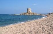 Strand Torre di Barì
