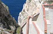 Escala del Cabirol (l'Escalier du chevreuil)