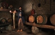 Vernaccia private cellar