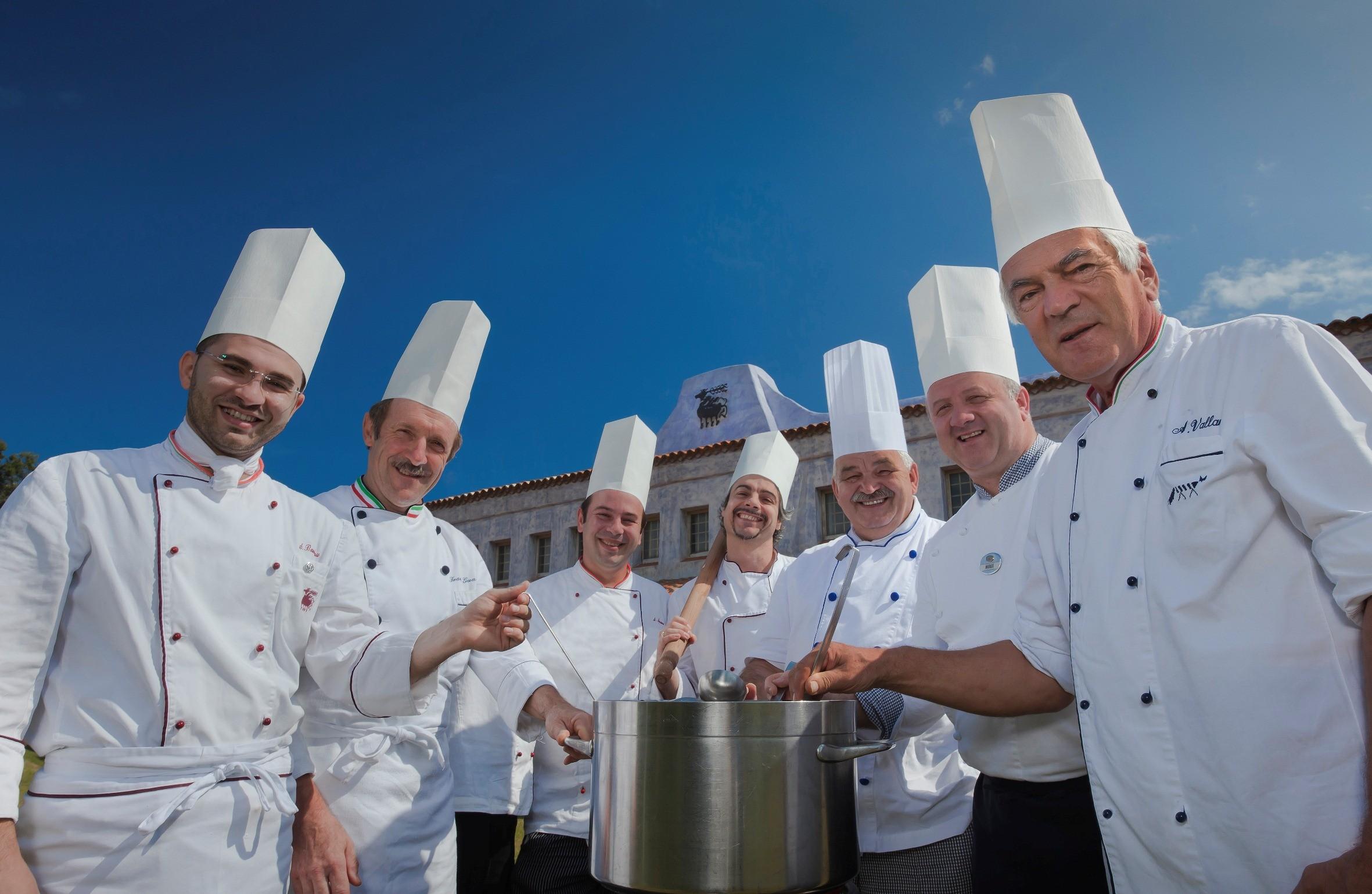 Porto Cervo Food Festival 2015: Die Küchenchefs