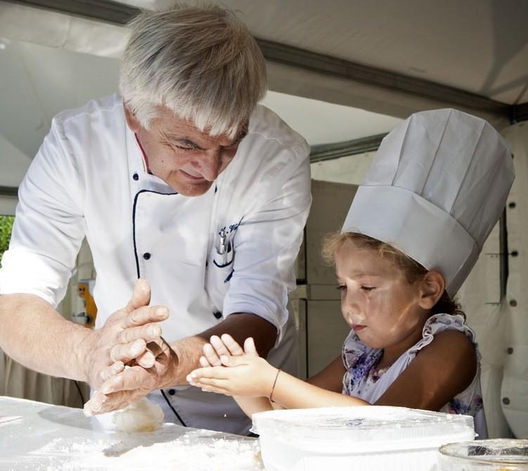 Porto Cervo Food Festival 2015 - Kochkurse für Kinder