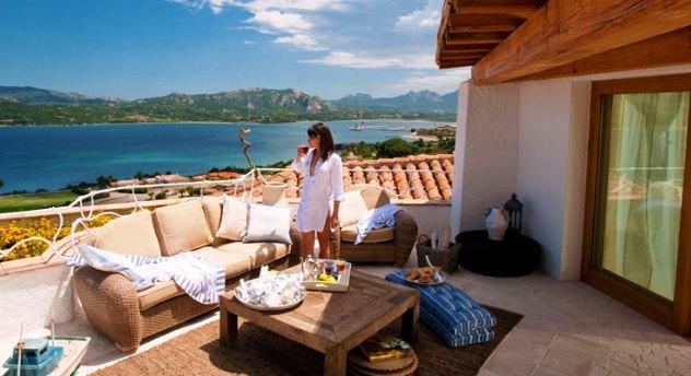Die besten boutique hotels auf sardinien kleine und for Kleine boutique hotels