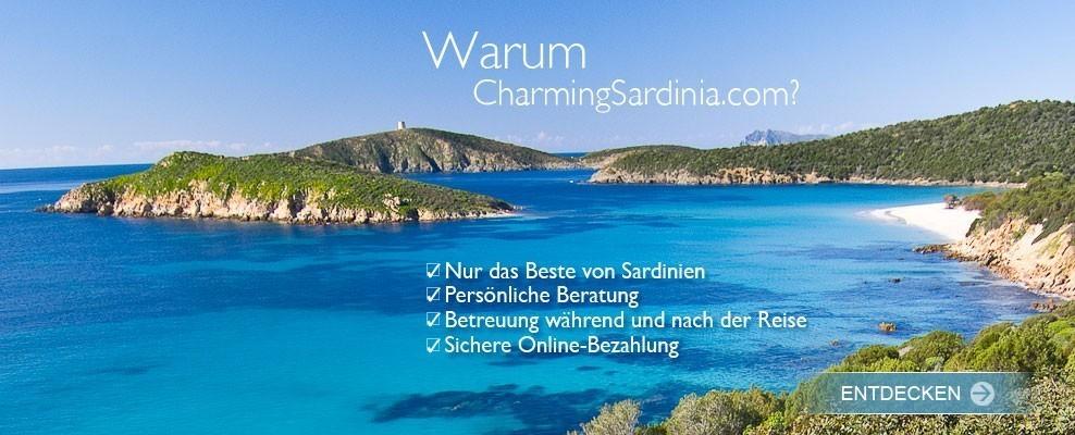 Warum CharmingSardinia.com
