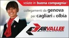 Voli Sardegna Airvallee