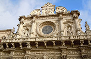 Lecce-Basilica Santa Croce