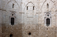 Within Castel del Monte