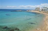 Spiaggia di Gallipoli, Puglia