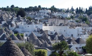 Trulli, Puglia: Alberobello