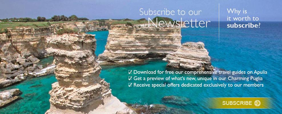Newsletter Puglia En