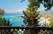 The Villa Comunale – Taormina