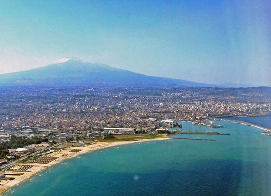 Mont Etna, Sicile