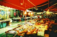 Top 10 Places to visit in Sicily - Palermo, Vucciria Market