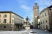 Arezzo-palazzo Priori