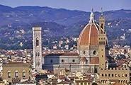 Firenze-piazza duomo