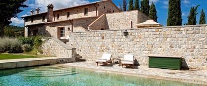Villa 6 pax Castiglion del Bosco