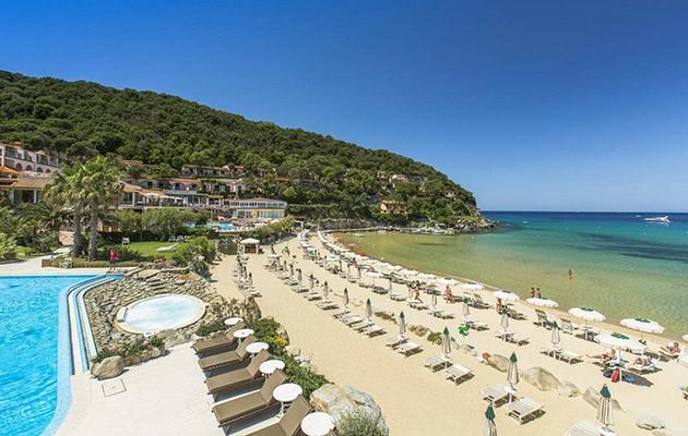 Hotel Isola Elba  Stelle