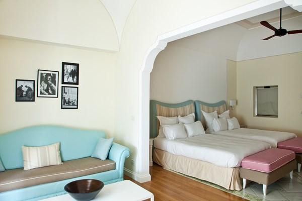 Capri Suite Moderne Einrichtung ~ Interieur- und Wohndesign-Ideen