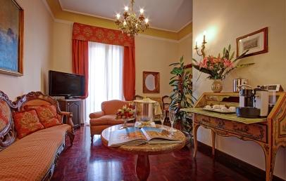 Suite Monastero / Giardino