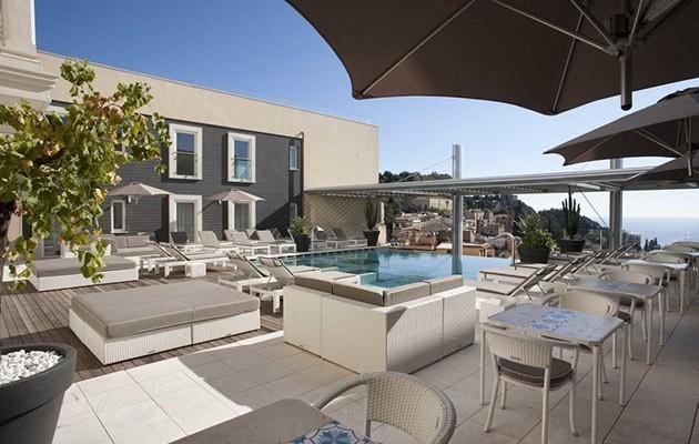 Nh collection taormina taormina exclusive design hotel for Design hotel sicily