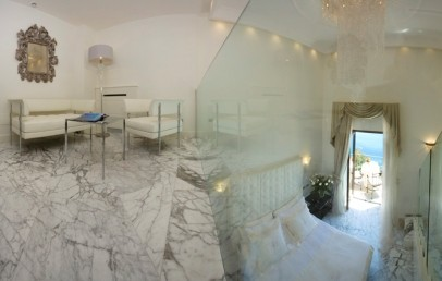 Junior Suite Intimate Terrace SPA