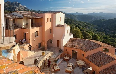 Hotel san pantaleo sardinia boutique hotels san pantaleo for Best boutique hotels sardinia