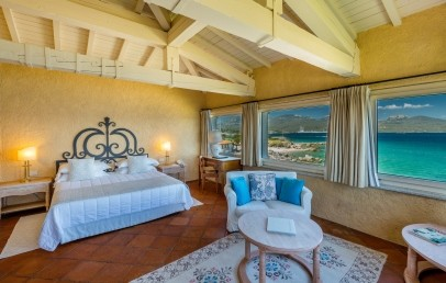 hotel sporting porto rotondo sardinien kleine hotels mit charme. Black Bedroom Furniture Sets. Home Design Ideas