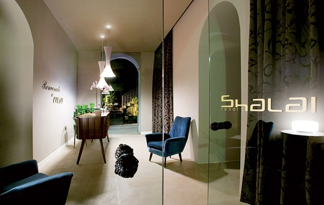 Shalai resort kleines design resort auf sizilien in for Design hotel sizilien