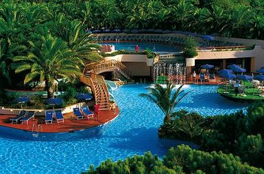 Hotel Bouganville FVR Sardinien