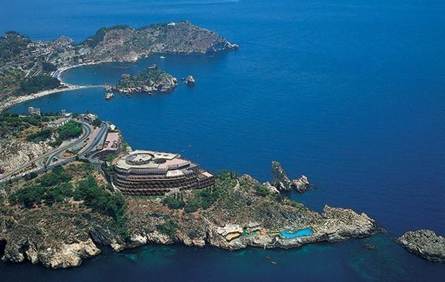 Atahotel capotaormina hotel 4 stelle sul mare taormina sicilia - La finestra sul mare taormina ...