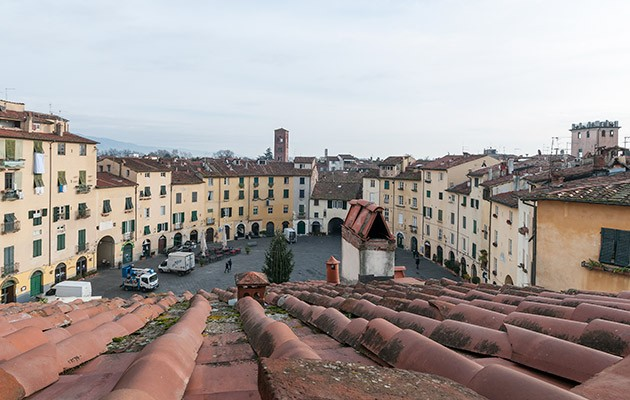 The best Hotels in Lucca