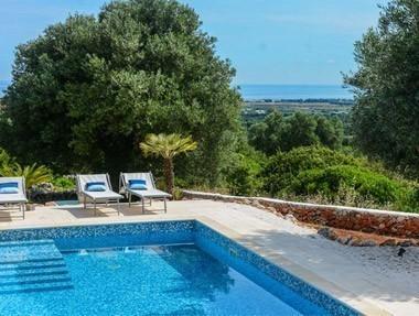 Ville in puglia affitto ville di lusso con piscina vicino al mare nel salento - Residence puglia mare con piscina ...