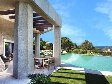 Ville sardegna affitto ville di lusso in costa smeralda for Planimetrie di lusso