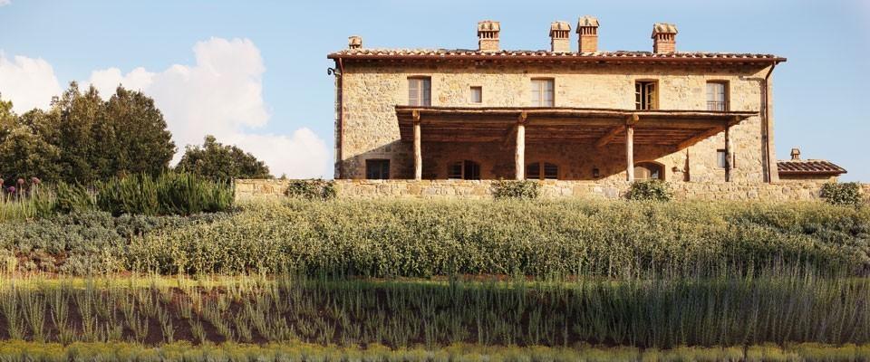 Villa 4 pax Castiglion del Bosco
