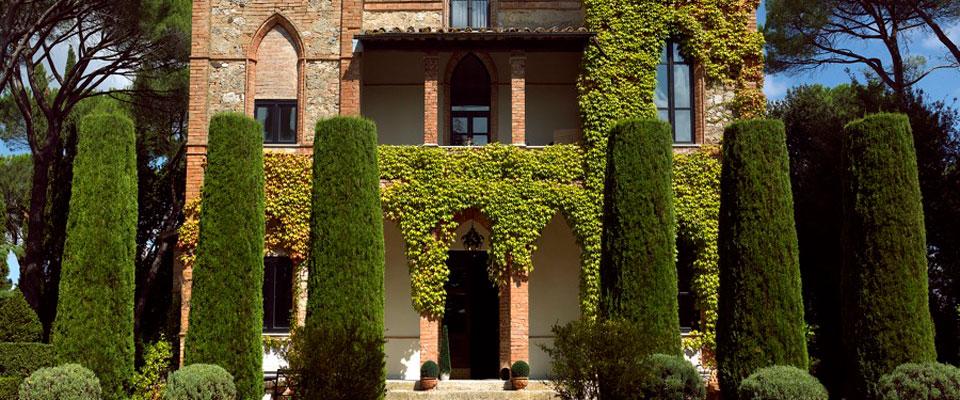 Villa d Orcia