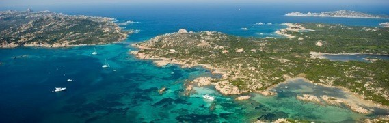 Best Beach Hotels Sardinia: La Maddalena, Sea Holidays
