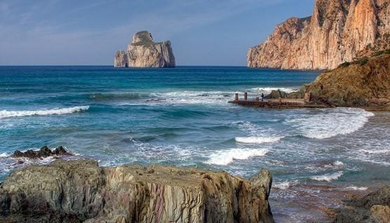 Costa Verde - Marina de Arbus