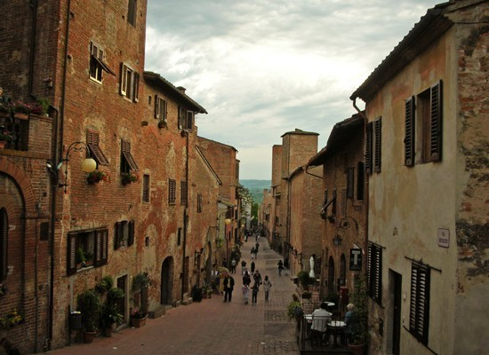 Weekend in Certaldo - Ancient Tuscan village